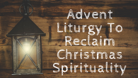 How the season of Advent allows us to reclaim a meaningful Christmas.