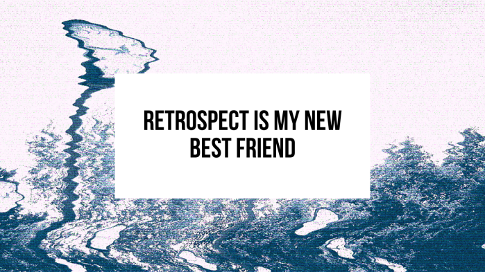 Retrospect shows how God was working for good all along.